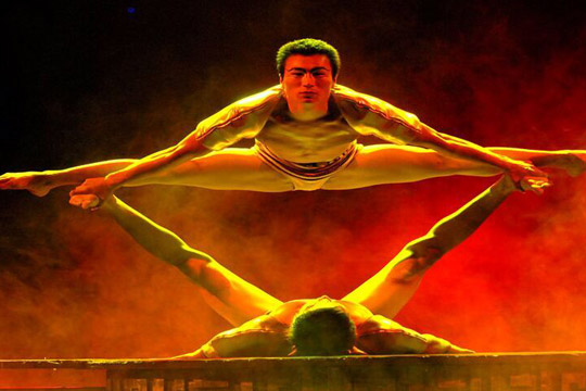 Legend of Jinsha Acrobatic Show