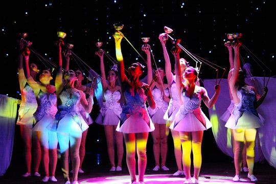 Tiandi Theatre Acrobatic Show