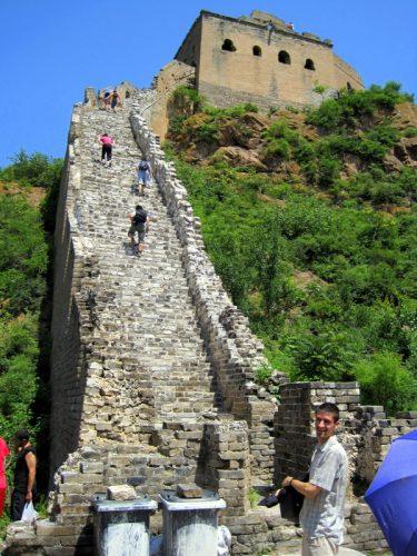 Great Wall Jinshanling to Simatai hiking