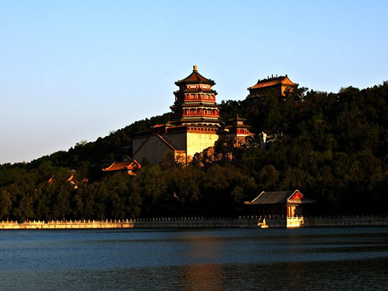 summer palace tour